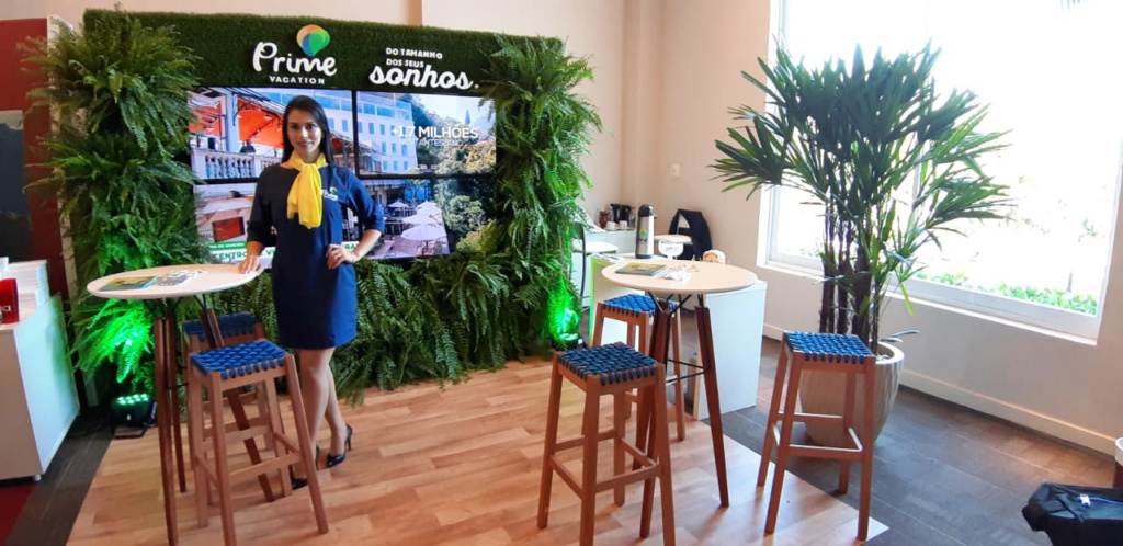 Stand da Prime Vacation na Adit Share